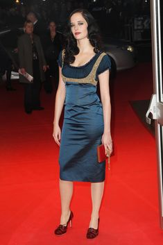 Eva Green - BFI 52 London Film Festival: 'Franklyn' - Red Carpet | Photo 2 | Celebrity Photo Gallery | Vettri.Net