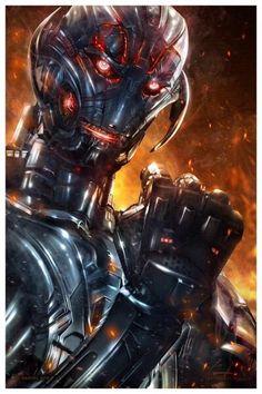 Marvel Heroes, Marvel Characters, Marvel Avengers, Marvel Villains, Ultron Marvel, Age Of Ultron, Dc Comics, Parachutes, Screen Print Poster