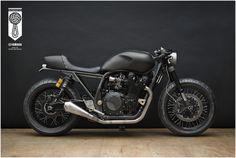Garagem Cafe Racer : Sexta Insana: XJR 1300 Wrenchmonkees