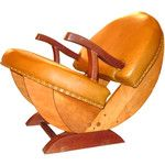 Preowned Pacman Rocking Chair