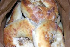 I love bialys, and the best ones come from Kossar's, 367 Grand Street. Anyone can like a bagel, but a bialy makes you a true New Yorker!...