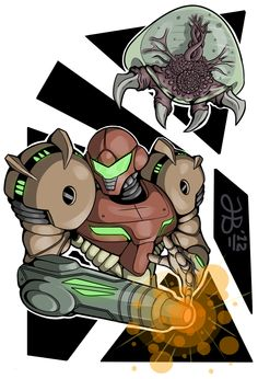 Final version of my original Samus Sketch: Ark Video Game, Video Game Music, Video Games, Metroid Samus, Samus Aran, Nintendo, Zero Suit Samus, Super Metroid, Post Apocalypse