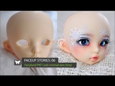 Faceup Stories 06: watch it be painted