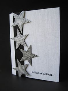 Maybe used as a Graduation card? Informations About Maybe used as a Graduation card? Graduation Cards Handmade, Greeting Cards Handmade, Scrapbook Cover, Scrapbook Cards, Scrapbooking, Star Cards, Nouvel An, Card Sketches, Masculine Cards