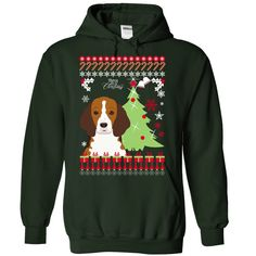 beagle Christmas T-Shirts, Hoodies. SHOPPING NOW ==► https://www.sunfrog.com/Pets/beagle-Christmas-4902-Forest-Hoodie.html?id=41382