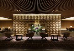 A.N.D. Design - The Prince Sakura Tower Tokyo Lobby