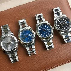 DATEJUST What's your favorite dial ? Have a great weekend all Ref 116334 ... | http://ift.tt/2cBdL3X shares Rolex Watches collection #Get #men #rolex #watches #fashion