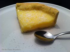 Lemon Curd Tart.  For the recipe: http://theunperfecthousewives.blogspot.nl/2013/03/recipe-mini-lemon-curd-tart.html