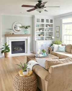 72 Incredible Coastal Living Room Decorating Ideas - Page 13 of 77 Coastal Living Room, Dining Room Decor, Coastal Decorating Living Room, Living Room Decor, Home Living Room, Beach House Interior, Interior, Farm House Living Room, Beach Living Room