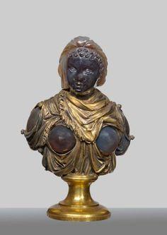 Giorgio Gaffuri, Busto di mora