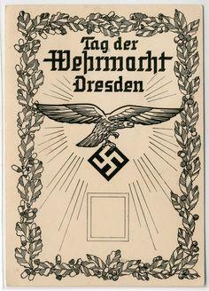 TAG der WEHRMACHT 1942 - S-o DRESDEN,