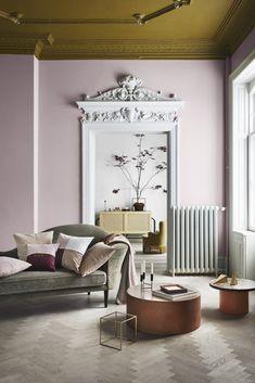 Ecco dieci modi originali per dipingere le pareti di casa.