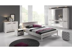 Slaapkamer Portel 160 - Wit - Groot 2