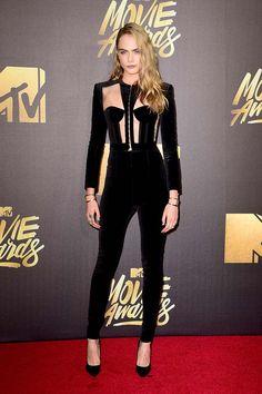 ¡Que alfombra roja! MTV Movie Awards 2016