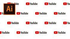 Pattern / Desen Nasıl Oluşturulur ? | Adobe İllustrator CC Tube Youtube, You Youtube, Adobe Indesign, Adobe Photoshop, Adobe Illustrator, Company Logo, Logos, Illustration, Pattern