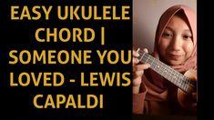 BELAJAR UKULELE BAGI PEMULA | SOMEONE YOU LOVED - LEWIS CAPALDI | EASY U... Ukulele Chords, Social Networks, Channel, Facebook, Love, Easy, Youtube, Movie Posters, Instagram