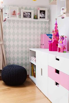Kids room Wallpaper from ferm LIVING