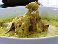 Resep : Ketupat & Opor Ayam Pasangan Serasi Lebaran