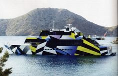 Guilty Yacht,  http://journalduluxe.fr/guilty-yacht-art-contemporain/