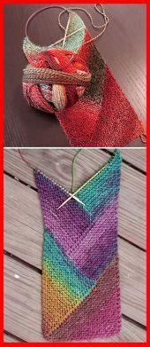 Pioneer Braid Scarf - Free Pattern - Knitting is as easy as 3 Das Str . Pioneer Braid Scarf - Free Pattern - Knitting is as easy as 3 Knitting boils down to three essential skills. Love Knitting, Knitting Stitches, Knitting Patterns Free, Hand Knitting, Free Pattern, Crochet Patterns, Start Knitting, Knitting Needles, Crochet Gratis