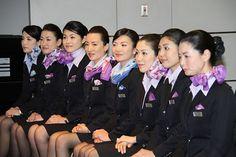 ANA Japan cabin crew