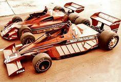 1977 Brabham BT45B & BT46 -Alfa Romeo