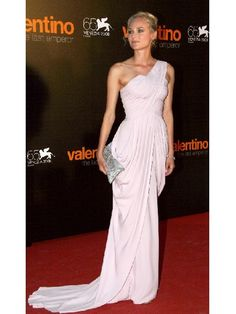 Diane Kruger Celebrity /Evening Dress/The 65th Venice Film Festival - Venice Film Festival Style Dresses - Like A Star