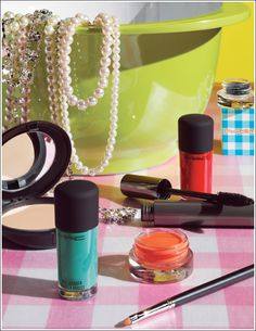 patiently waiting for one of MAC's Spring 2012 collection: Shop MAC, Cook MAC