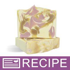 RECIPE: White Chocolate & Lavender Cold Process Soap - Wholesale Supplies Plus