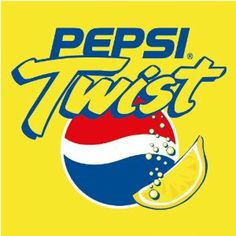 Amazon.com - Pepsi Twist Lemon Drink Logo Car Bumper Sticker Decal ...