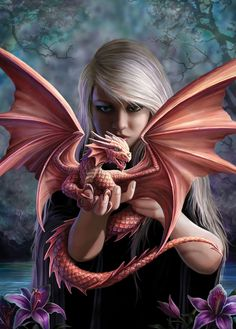 Enchantment: Dragonkin - 1000pc Jigsaw Puzzle by Holdson