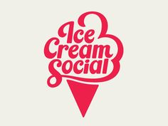 Logo Design: Ice Cream | Abduzeedo Design Inspiration