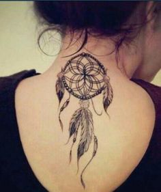 25 Wonderful Dreamcatcher Tattoo Designs and Meanings – Try Anyone at Least Once in a Lifetime
