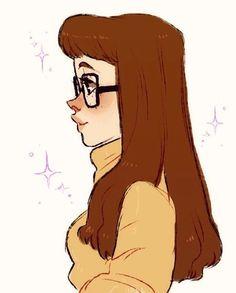 Was wondering what Velma would look | WEBSTA - Instagram Analytics
