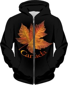 Canada Hoodies Stylish Canada Souvenir Hoodie Kangaroo Jackets & Shirts Canadian Maple Leaf Hoodies Sweatshirts T-shirts Souvenirs Beautiful Canada Shirts by www.kimhunter.ca Canadian Gifts, Kim Hunter, Canada Maple Leaf, Sweatshirts, Hoodies, O Canada, Canadian Artists, Hoodie Jacket, Stylish