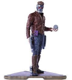 Star-Lord 1/10 - Guardians of the Galaxy - Iron Studios
