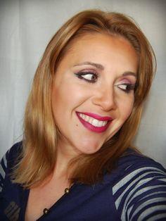 Aisha mas que un -arte: Maquillaje para Navidad