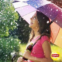 #Pinterest Todos suelen evitar la lluvia. Pero, ¿qué pasaría si un día decides disfrutar de ella?