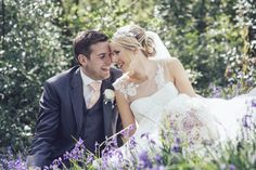 Bride and groom photography bride and groom in a field of bluebells weddings by luke Family Portrait Photography, Family Portraits, Portrait Photographers, Wedding Photography, Wedding Of The Year, Love Images, Preston, Make Me Smile, Groom