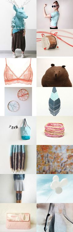 Thursday. by Barruntando Team on Etsy--Pinned with TreasuryPin.com #annehermine #totebag #upcycled