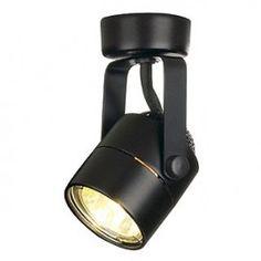Plafonnier SPOT 79 230V GU10 50W orientable aluminium noir