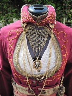 Mode Steampunk, Steampunk Pirate, Steampunk Cosplay, Victorian Steampunk, Steampunk Clothing, Steampunk Fashion, Gothic, Fantasy Costumes, Cosplay Costumes