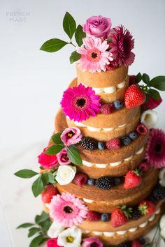 Pen y banc farm wedding cakes