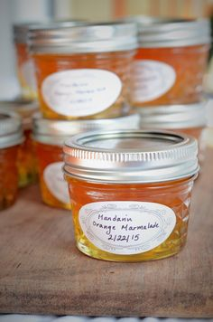 Holy buckets. I haven't posted for almost a month! I'm sorry, dear readers,  for abandoning you in this cold, cold hour of need. There's good news  though: this mandarin orange marmalade will bring sunshine to even the  dreariest day. Its bright, tart, shimmering citrus flavor will last up to a  year. Are you afraid to can at home, or you've never tried it before? I  promise, home-canning your own jams, jellies, and marmalades is simple  andincredibly rewarding. The results are easily…