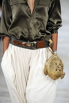 Ralph Lauren Voyage--We'd voyage anywhere to find this unreplicable Ralph Lauren style!---Wait is that a flask??