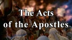 The Acts of the Apostles - Film - High Quality! HD