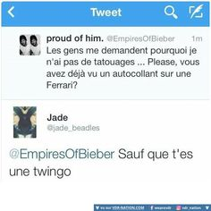 Ohhhhh le clashe c'est violant Best Tweets, Funny Tweets, Morning Jokes, French Meme, Lol, Best Quotes, Best Memes, Just Pretend, Funny Cute