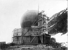 Billedresultat for S.A. Andrée 1897
