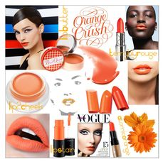 """""""~ Orange Madness ~"""" by seascape55 ❤ liked on Polyvore featuring beauty, Smashbox, Nero Cosmetics, rms beauty, By Terry, Bobbi Brown Cosmetics, Soap & Paper Factory and MAC Cosmetics"""