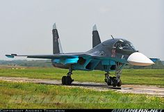 Sukhoi Su-34  Russia - Air Force